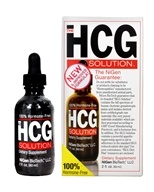 NiGen BioTech - Solution % 100de HCG sans hormones - 2 once.