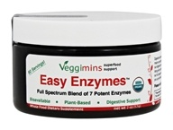 Veggimins - Easy Enzymes - 2 oz.
