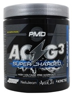 NDS Nutrition - PMD Platinum ACG3 Supercharged+ Blue