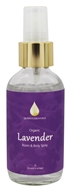 Quinntessentials - Organic Room & Body Spray Lavender