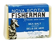 Nova Scotia Fisherman - Sea Salt Bar Soap