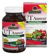 Nature's Answer - UTAnswer - 90 Vegetarian Capsules