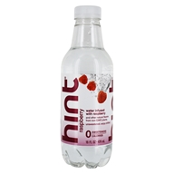 Hint - All Natural Water Raspberry - 16