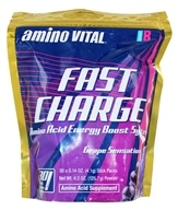 Amino Vital - Fast Charge Amino Acid Energy