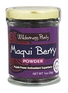Wilderness Poets - Organic Raw Maqui Berry Powder