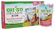 OH-SO - Organic Kids Juice Drink Berry Pink