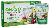 OH-SO - Organic Kids Juice Drink Awesome Apple