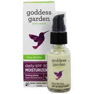 Goddess Garden - Face the Day Sunscreen &