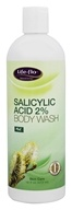 Life-Flo - Salicylic Acid 2% Body Wash Mint