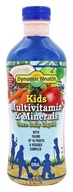 Kids Multivitamin & Minerals Plus DHA Once Daily Liquid
