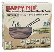 Happy Pho - Vietnamese Brown Rice Noodle Soup