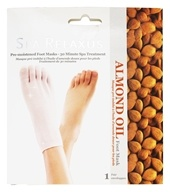 Relaxus - Spa Almond Oil Foot Mask -