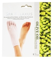 Relaxus - Spa Olive Oil Foot Mask -