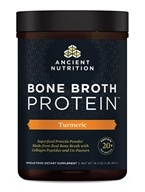 Ancient Nutrition - Bone Broth Protein Turmeric - 16.2 oz.