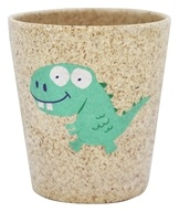 Biodegradable Storage and Rinse Cup Dino
