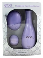 Eos Evolution of Smooth - Body Lotion Gift Set Purple - 3 Piece(s)