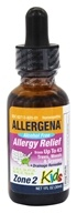 Allergena - Allergy Relief Drops Zone 2 for