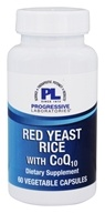 Progressive Laboratories - Red Yeast Rice with CoQ10