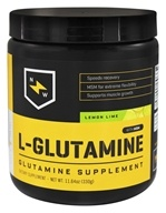 New Whey - L-Glutamine Lemon Lime - 11.64