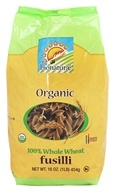 Bionaturae - Organic Whole Wheat Pasta Fusilli -