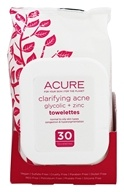 ACURE - Clarifying Acne Towelettes - 30 Towelette(s)