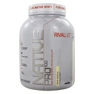 Rivalus - Native Pro 100 Whey Protein Isolate