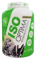 NutraKey - ISO Optima Cookies & Cream -