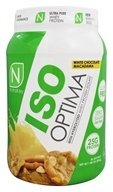 NutraKey - ISO Optima White Chocolate Macadamia -