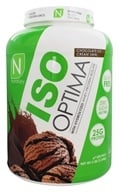 NutraKey - ISO Optima Chocolate Cream Swirl -