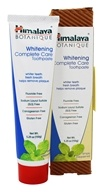 Botanique by Himalaya - Whitening Complete Care Toothpaste