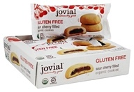 Jovial Foods - Organic Cookies Sour Cherry Filled