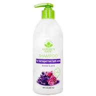 Nature's Gate - Replenishing Shampoo Lavender + Peony - 18 oz.