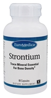 EuroMedica - Strontium Trace Mineral 680 mg. -
