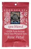 100% Pure Active Dead Sea Minerals Salts Spa Blend