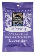 100% Pure Active Dead Sea Minerals Salts Relaxing