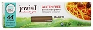 Jovial Foods - Gluten Free Brown Rice Spaghetti