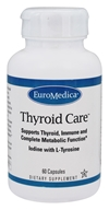 EuroMedica - Thyroid Care - 60 Capsules