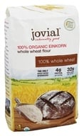 Jovial Foods - Organic Einkorn Whole Wheat Flour