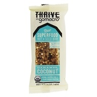 GoMacro - Organic Thrive Bar Caramel Coconut -