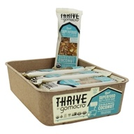 GoMacro - Organic Thrive Bars Box Caramel Coconut