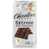 Chocolove - Extreme Dark Chocolate Bar - 3.2