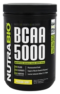 NutraBio - BCAA 5000 Passion Fruit - 400