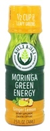 Kuli Kuli - Moringa Green Energy Shot Ginger