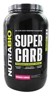 NutraBio - Super Carb Raspberry Lemonade - 3.8