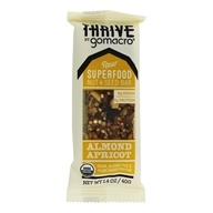 GoMacro - Organic Thrive Bar Almond Apricot -