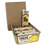 GoMacro - Organic Thrive Bars Box Almond Apricot