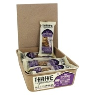 GoMacro - Organic Thrive Bars Box Blueberry Lavender