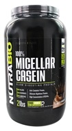 NutraBio - 100% Micellar Casein Dutch Chocolate -