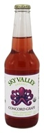 Sky Valley - Organic Sparkling Soda Concord Grape