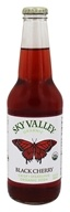 Sky Valley - Organic Sparkling Soda Black Cherry